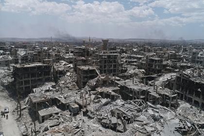 Россия обвинила США в союзничестве с ИГ