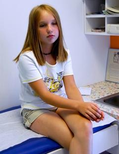 Использование фитопродуктов NSP при задержке полового развития у девочек-подростков.