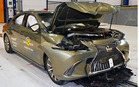 Euro NCAP назвала тройку самых безопасных машин 2018 года