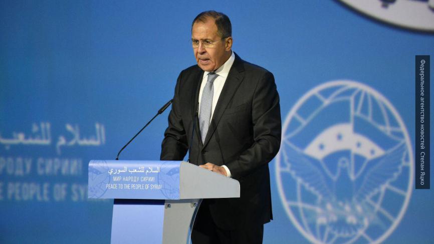 Лавров: США намерены обособить огромный кусок Сирии.