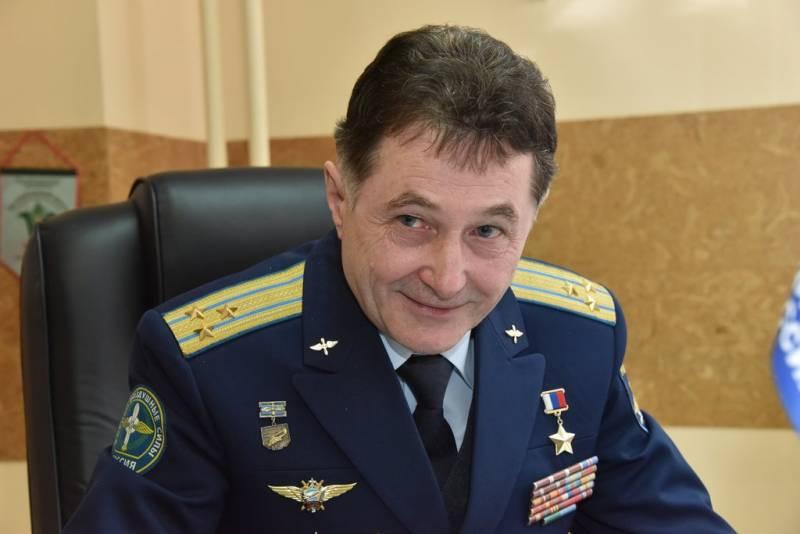 Герой России Игорь Родобольс…