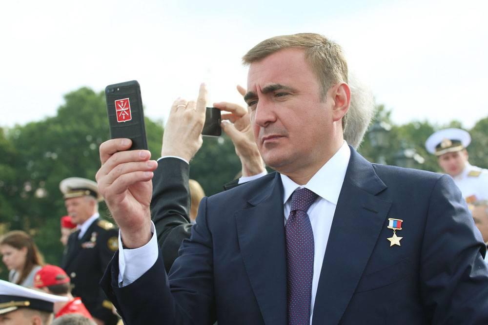 Кто и почему прервал возвышение «преемника президента» Алексея Дюмина?