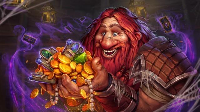 Blizzard раздаст 183 тысячи комплектов карт для Hearthstone