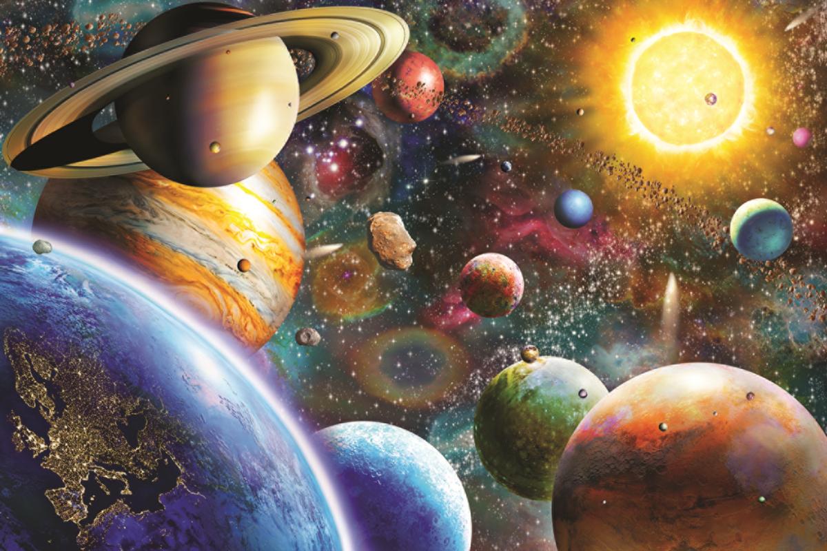 «Для полетов в район Юпитера…»: как мечтали о космосе на «холодной войне»