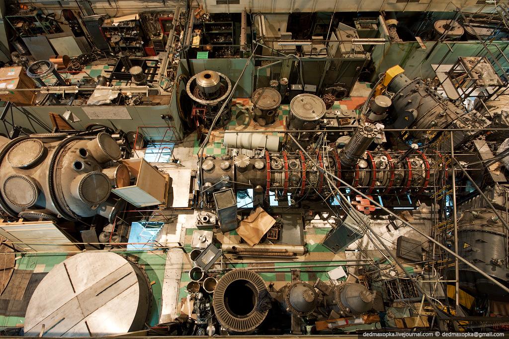 1944 Институт Ядерной Физики (ИЯФ СО РАН)