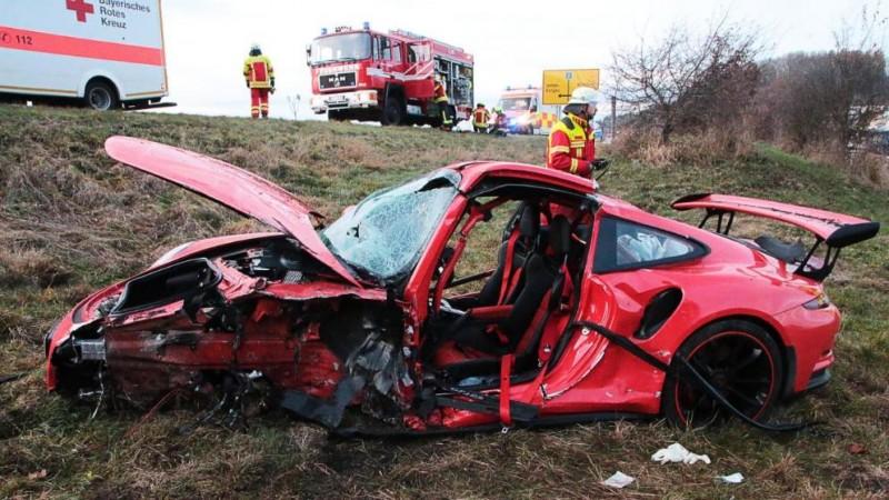 Водитель и пассажиры остались живы