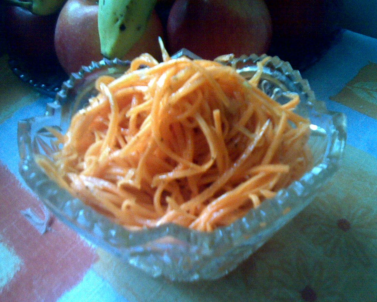 Морковка по-корейски простой рецепт в домашних условиях