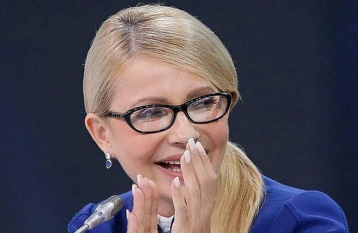 Тимошенко намерена потребовать от РФ компенсации за утрату Крыма и Донбасса в случае победы в выборах