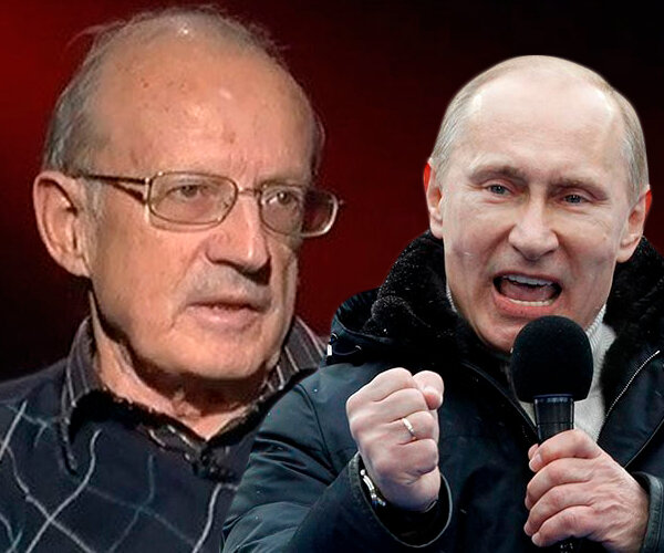 Пионтковский: в последние месяцы происходит разрушение путинского мифа. Путин больше не национальный лидер?