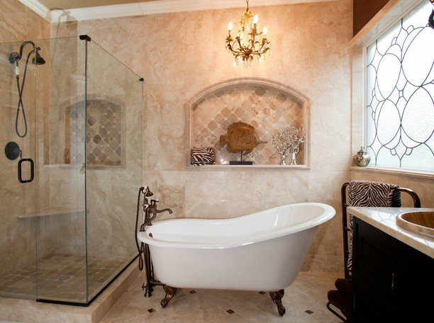 Использование цветовых решений для создания современного интерьера в ванной комнате