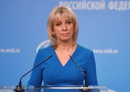 Мария Захарова прокомментировала отставку Джонсона