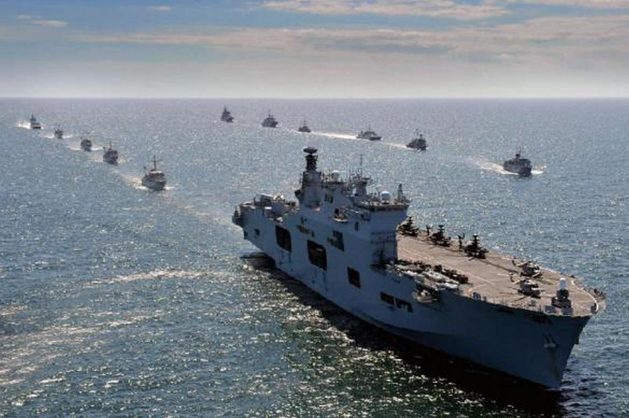 Новые подтверждения: США готовились поставить в Крыму флот НАТО