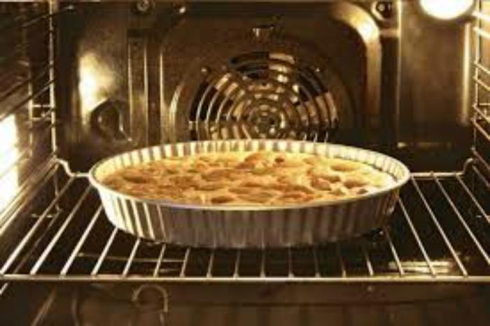 Как у меня украли пирог инопланетяне