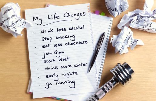 Как за 1 месяц изменить жизнь к лучшему
