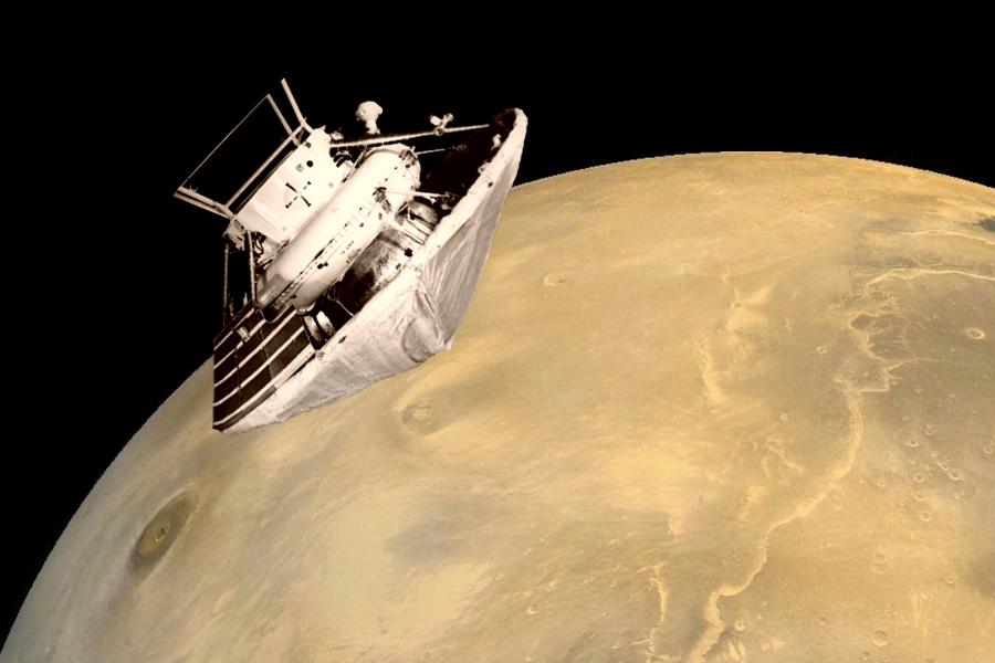 «Марс-6»: потерянный и найденный