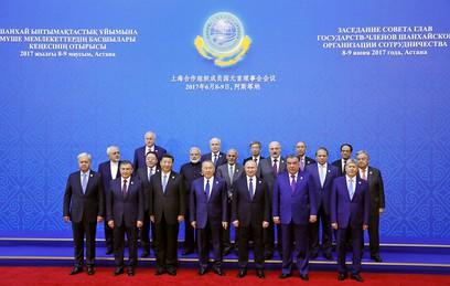 Итоги саммита ШОС: борьба с террором и расширение организации