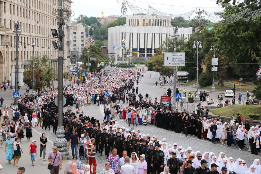 День крещения Руси: Украина продолжает вносить смуту в светлый праздник