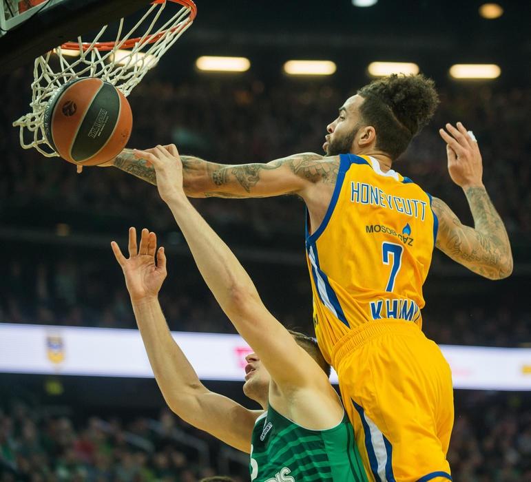 Бывший игрок баскетбольного …