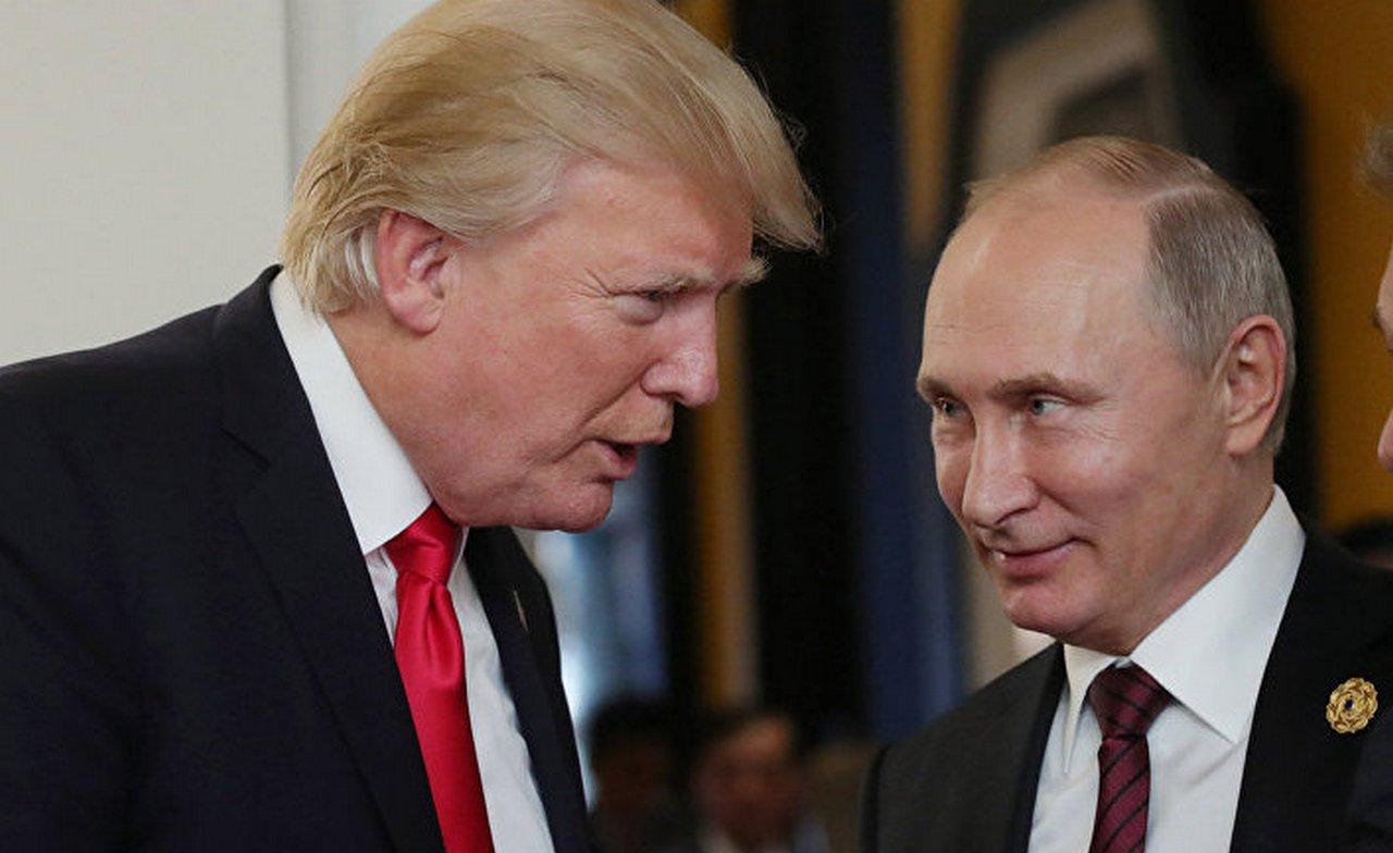 «Буферная зона» Восточной Европы боится встречи Трампа и Путина