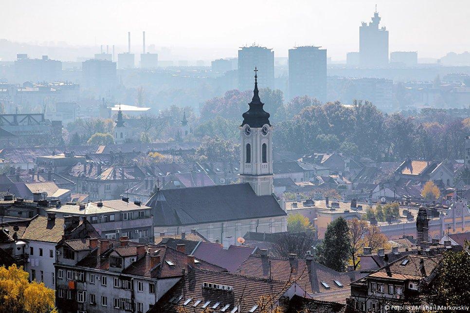 В Сербии почтили память жерт…