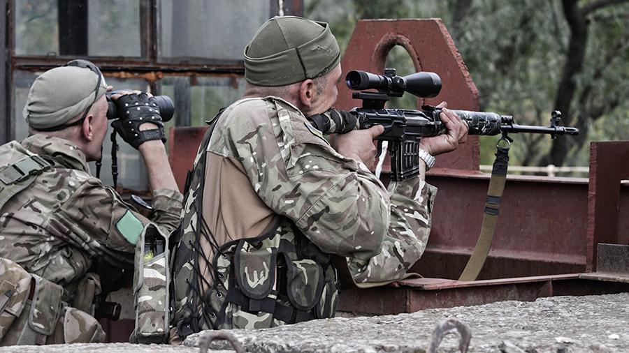 В ДНР обвинили украинских военных в организации сафари на людей в Донбассе