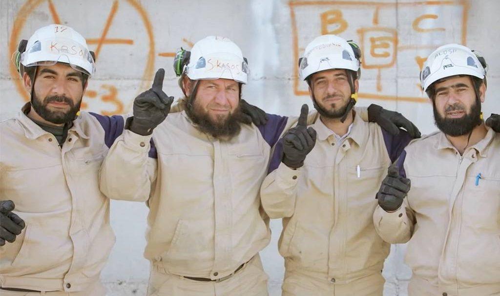 «Белые каски» бегут из САР: США прорабатывают маршруты эвакуации своих подопечных