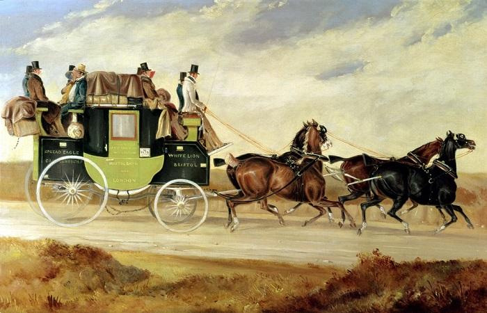 Каким был общественный транспорт прошлых лет