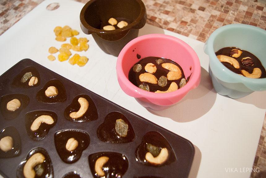 Простой рецепт шоколада