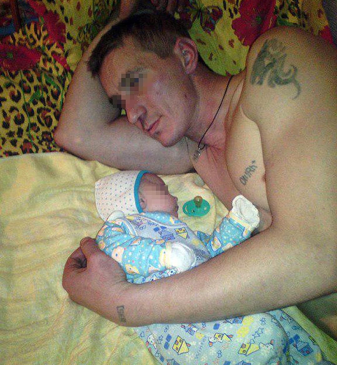 Их сын с рождения был болен Фото: Личный архив