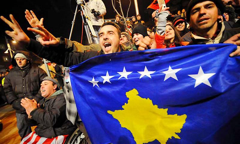 Американцы подставили русских на Балканах