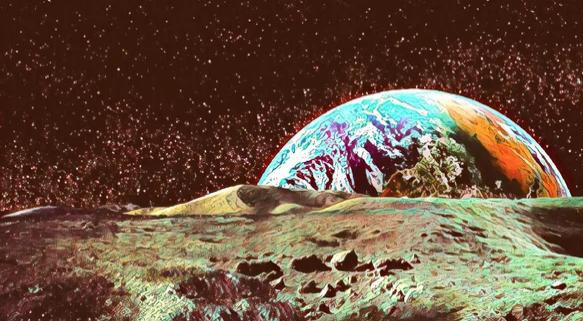Зачем на Луне поставили памятник?