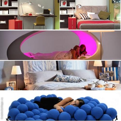 Дизайн кровати