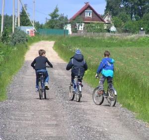 Куда отправиться летом с детьми?