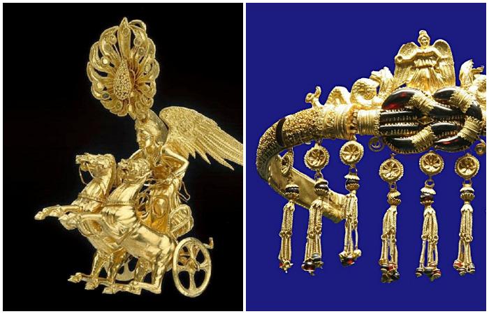 Какие украшения носили в Древней Греции: Завораживающие шедевры и непревзойденное мастерство их создателей