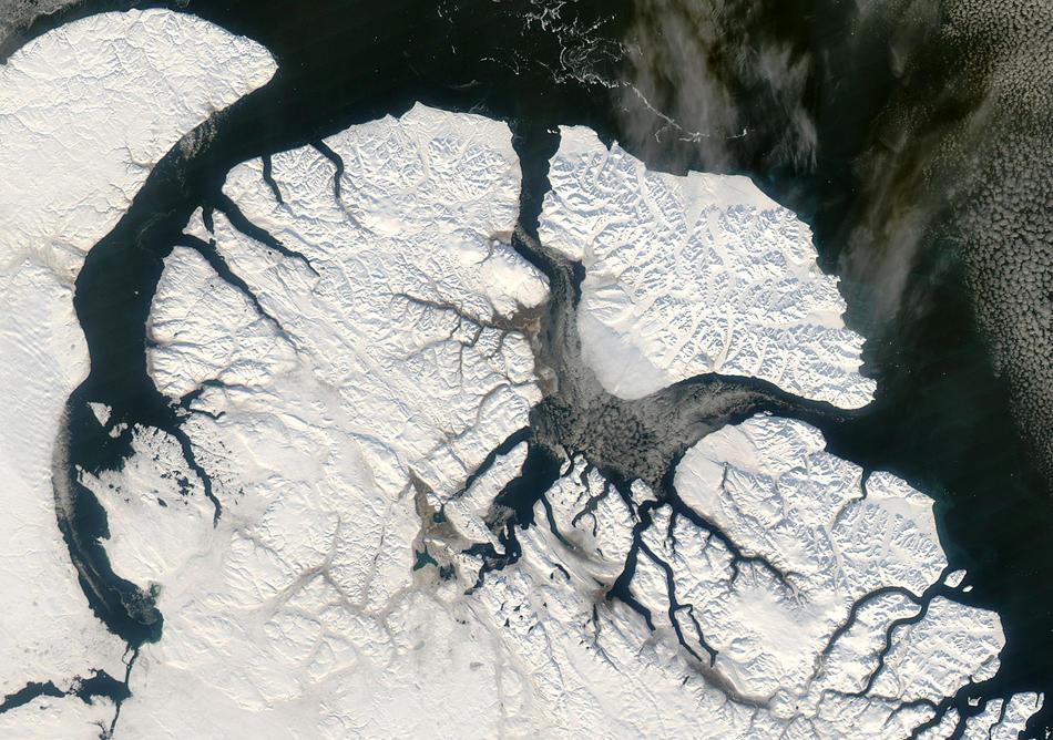 aerials0025 Вид сверху: Лучшие фото НАСА
