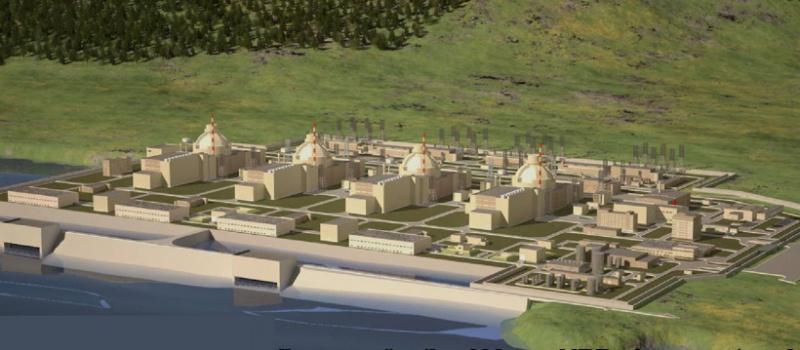 АЭС «Аккую» – сенсационный проект атомной энергетики