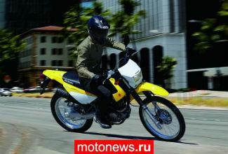 Suzuki DR200S – только для США?