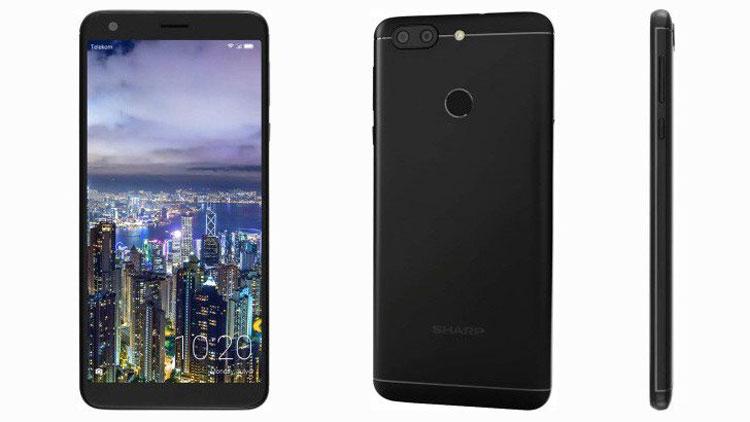 Sharp выпустила смартфоны Aquos B10 и Aquos C10 для Европы
