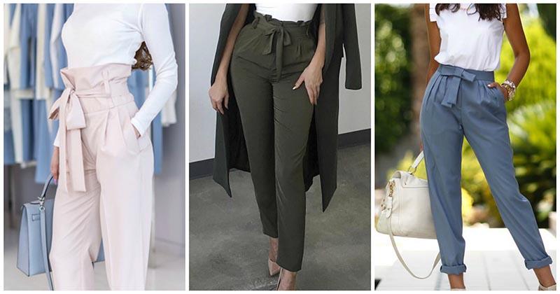 Брюки в «пижамном» стиле — самая удобная и модная одежда на лето