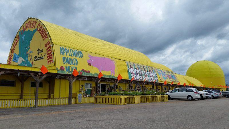 Самый большой кондитерский магазин Миннесоты
