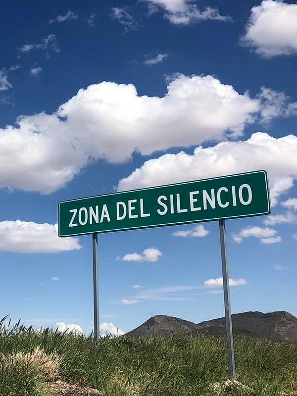 Аномальная «Тихая зона» Мексики