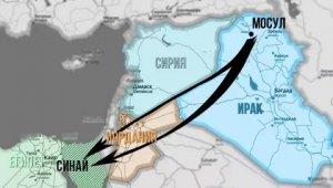 Синай как новое место жительство дважды побежденного ИГИЛовца