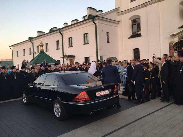 Белорусского священника уволили после критики патриарха Кирилла