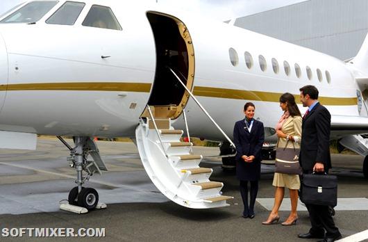 Исповедь стюардессы бизнес-авиации