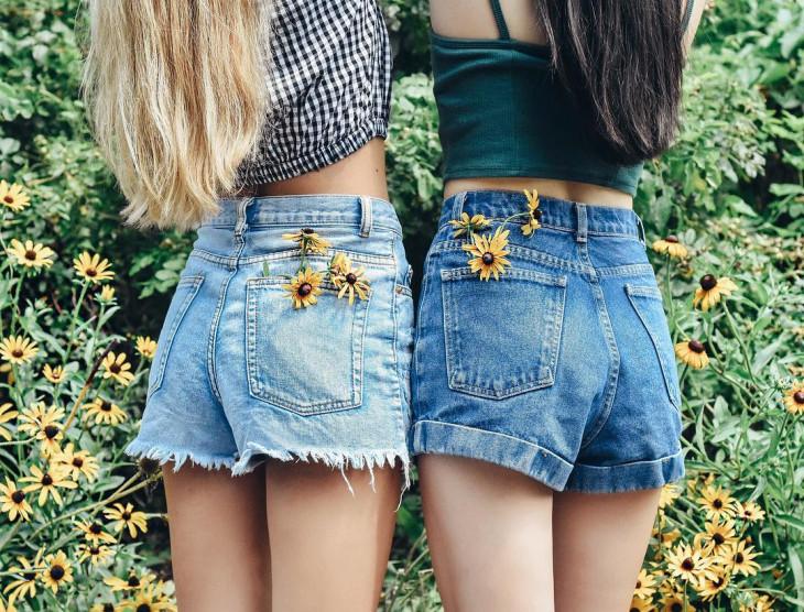 шорты для невысоких девушек