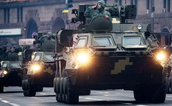 Россия тайно помогает Украине громить Донбасс