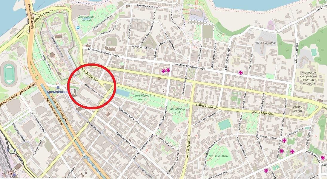 Стало известно, когда перекроют главную улицу Казани – Кремлевскую