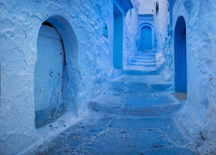 Большое путешествие по Марок…