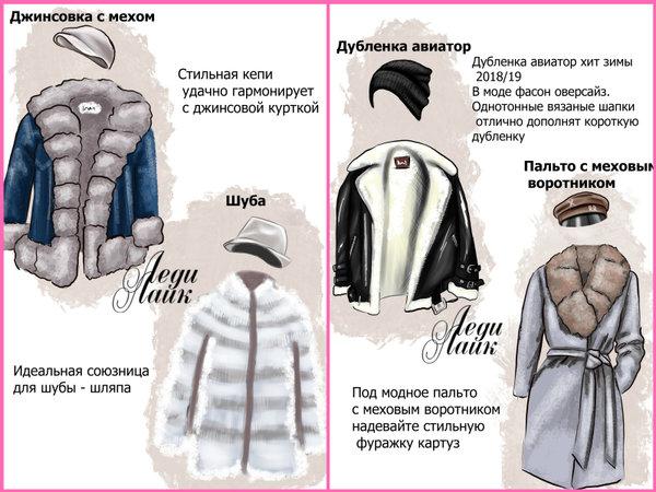 Полный гид по модной верхней одежде для русской зимы