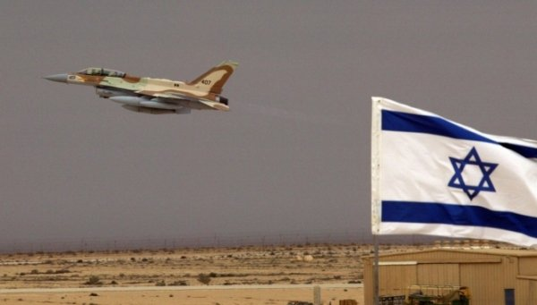 SANA: Сирия сбила израильски…